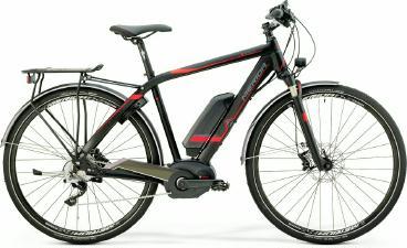 E-Bike Merida E-Spresso Sport 410 DX 2015 frei Haus