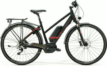E-Bike Merida E-Spresso Tour 410 DX 2015 frei Haus