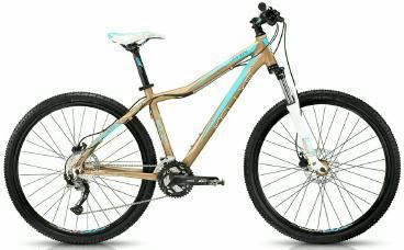 Mountainbike Kellys Vanity 70 Lady 27,5er 2015 frei Haus