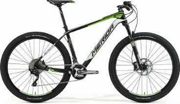 Mountainbike Merida Big.Seven 6000 Carbon 27,5er 2015 frei Haus