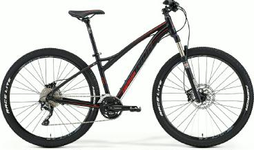 Mountainbike Merida Juliet 7.500 27,5er 2015 frei Haus