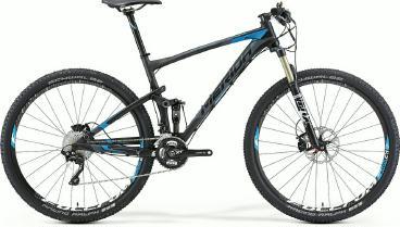 Mountainbike Merida Ninety-Nine 9.7000 Fully 2015 frei Haus