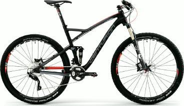 Mountainbike Centurion Numinis Carbon 3000.29 2015 frei Haus