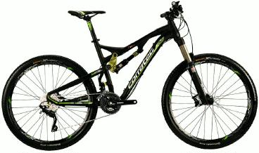 Mountainbike Corratec Inside Link 10Hz Y Fully 2015 frei Haus