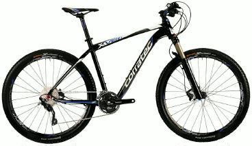 Mountainbike Corratec X-Vert 650B 0.2 27,5er 2015 frei Haus
