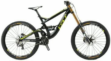 Downhill Bike GT Fury World Cup Fully 27,5er 2015 frei Haus