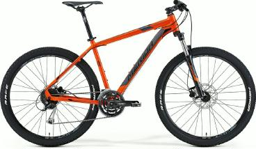 Mountainbike Merida Big.Seven 100 27,5er 2015 frei Haus
