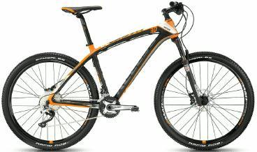 Mountainbike Kellys Hacker 30 Carbon 27,5er 2015 frei Haus