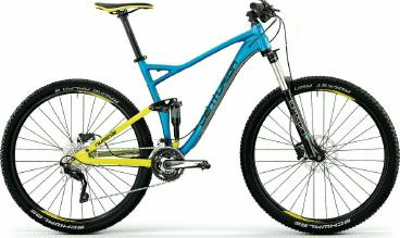 Mountainbike Centurion Numinis 800 29er Fully 2016 frei Haus
