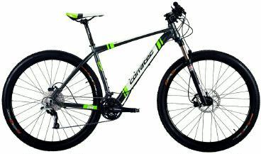 Mountainbike Corratec X Vert 29er 0.2 2016 frei Haus