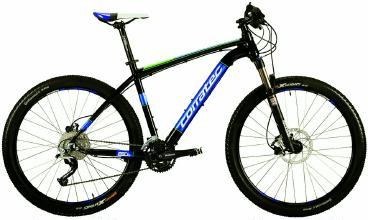 Mountainbike Corratec X Vert 650B 0.4 27,5er 2016 frei Haus