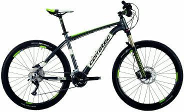 Mountainbike Corratec X Vert 650B 0.3 27,5er 2016 frei Haus