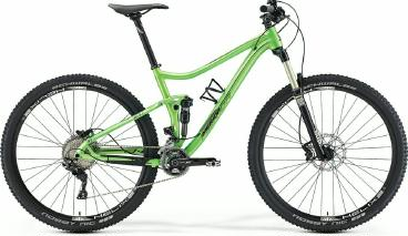 Mountainbike Merida One-Twenty XT-Edition Fully 27,5er 2016