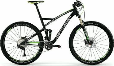 Mountainbike Centurion Numinis Carbon 2000.29 Fully 2016 frei Haus