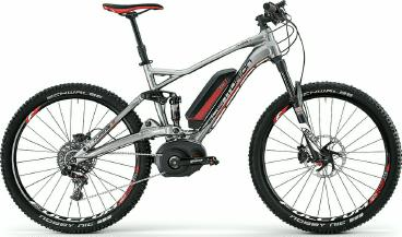 E-Bike Centurion Numinis E 2500.27 DX Fully 2016 frei Haus