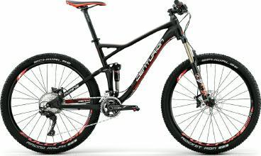 Mountainbike Centurion Numinis 2000 Fully 27,5er 2016 frei Haus