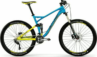 Mountainbike Centurion Numinis 800 27,5er Fully 2016