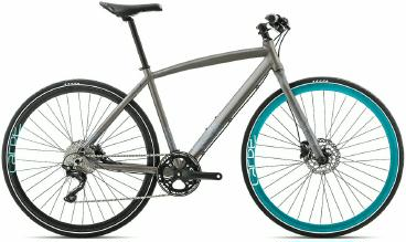 Ortrand Angebote Fitnessbike Orbea Carpe 10 2017 anthrazit Vorführmodell
