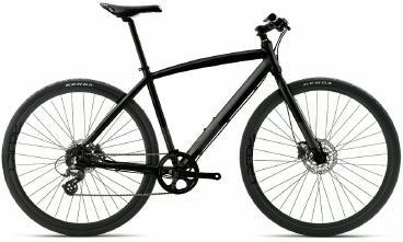 Fitnessbike Orbea Carpe 30 2017 schwarz