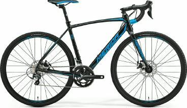 Crossrad Merida Cyclo Cross 300 2017 frei Haus