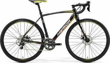 Crossrad Merida Cyclo Cross 500 2017 frei Haus