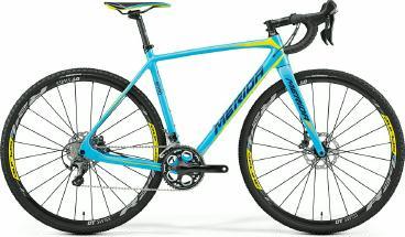 Crossrad Merida Cyclo Cross 6000 Carbon 2017 fr...