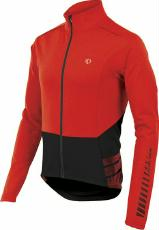 Fleece-Trikot Pearl Izumi Elite Thermal LS Jersey Men rot Sale Angebote Groß Gaglow
