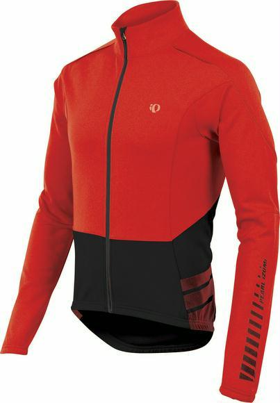 Fleece-Trikot Pearl Izumi Elite Thermal LS Jersey Men rot jetztbilligerkaufen