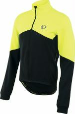 Fleece-Trikot Pearl Izumi Elite Thermal LS Jersey Men gelb Sale Angebote Groß Gaglow