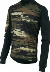 Wolfshain Angebote Trikot MTB Pearl Izumi Launch Thermal Jersey Men schwarz