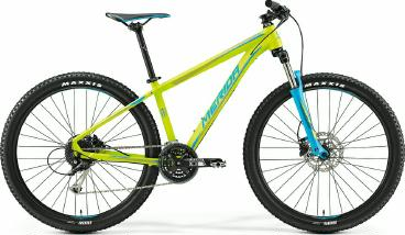 Neupetershain Angebote Mountainbike Merida Big.Seven 100 27,5er 2017