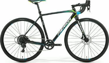 Crossrad Merida Cyclo Cross 5000 Carbon 2017 fr...