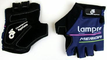 Handschuhe Merida Lampre Team