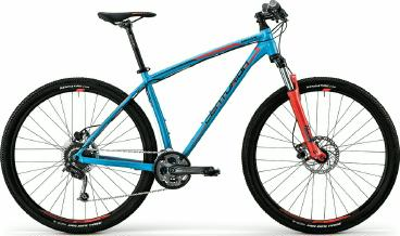Mountainbike Centurion Backfire Pro 100.29 2017