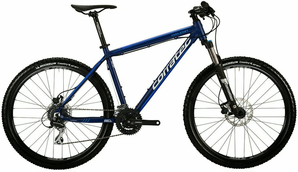 Mountainbike Corratec X Vert Halcon 650B 27,5er 2017 jetztbilligerkaufen