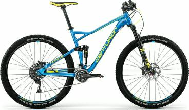 Mountainbike Centurion Numinis 2000 Fully 29er 2017