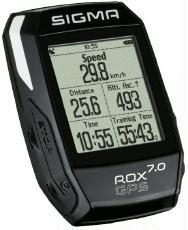 Fahrradcomputer Sigma ROX 7.0 GPS kabellos Sale Angebote Haasow