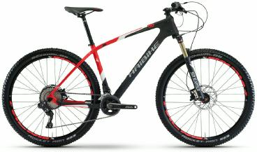 Mountainbike Haibike Greed HardSeven 5.0 Carbon 2017