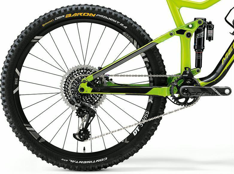 mountainbike merida one sixty 8000 carbon 27 5er 2017. Black Bedroom Furniture Sets. Home Design Ideas