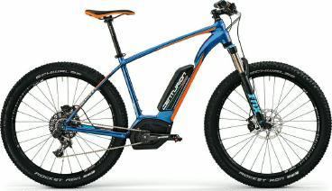 E-Bike Centurion Backfire E 2000.27+ 2017 frei Haus