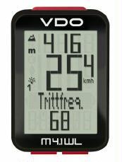 Haidemühl Angebote Fahrradcomputer VDO M4.1 WL mit Höhenmesser kabellos