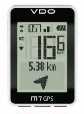 Klein Döbbern Angebote Fahrradcomputer VDO M7 GPS mit Höhenmesser kabellos