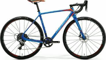 Crossrad Merida Cyclo Cross 7000 Carbon
