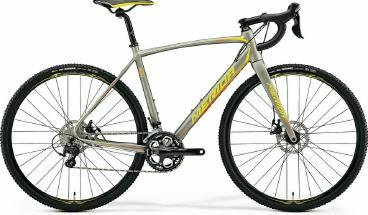 Crossrad Merida Cyclo Cross 400 2018 frei Haus