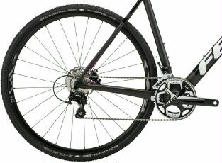 Crossrad Felt F5X Cyclocross Carbon Disc 2018