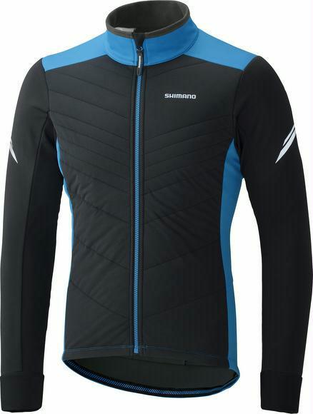 Winterjacke Shimano Insulated Windbreak Jacket schwarz jetztbilligerkaufen