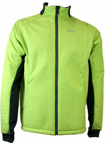 Winterjacke Shimano Insulated Windbreak Herren - broschei