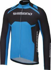 Reuthen Angebote Trikot Shimano Thermal Print Team Langarm blau