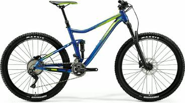 Mountainbike Merida One-Twenty XT-Edition Fully 27,5er 2018