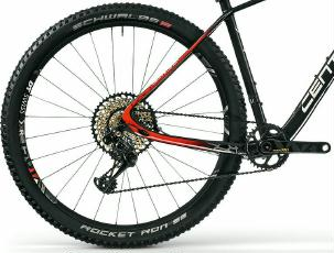 Mountainbike Centurion Backfire Carbon Team 29er 2018